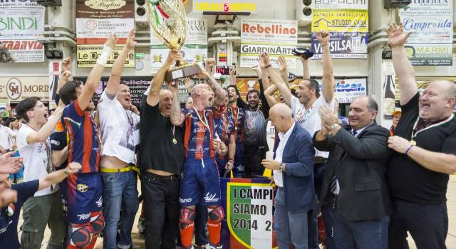 Il Forte presenta il nuovo tecnico Bresciani