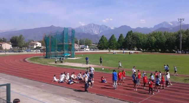 """Giochi della Gioventù. Centinaia di bambini al campo """"Falcone e Borsellino"""""""