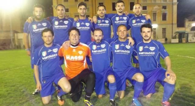 Uisp, sesto trionfo consecutivo per il Ristorante La Rocchetta