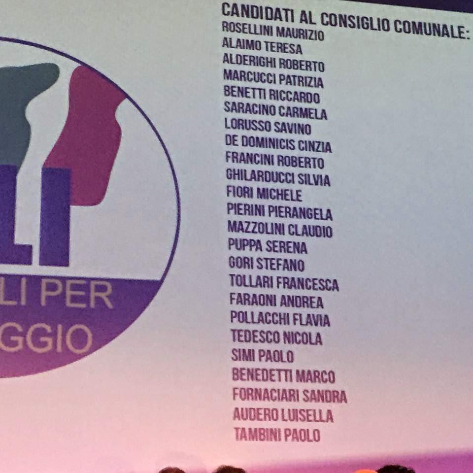 I Liberali rinnovano il direttivo viareggino, Paolo Tambini confermato presidente