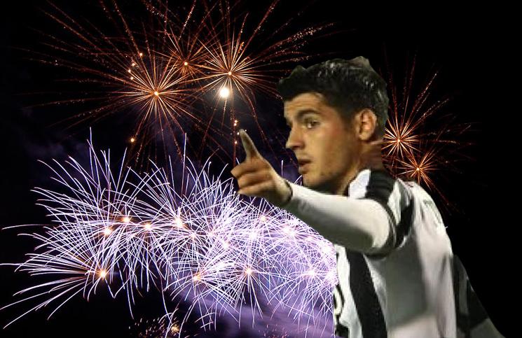 Il 6 giugno big match: Fuochi d'Artificio al Forte vs Juve in Champions