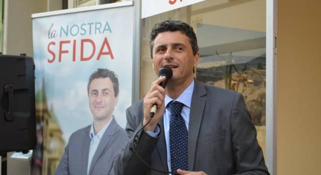 Luca Poletti chiude la campagna elettorale incontrando sport e associazionismo