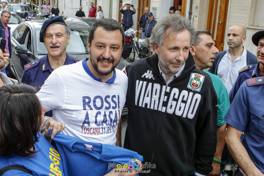 """Niente candidatura per Baldini: """"Ringrazio lo stesso Matteo Salvini"""""""
