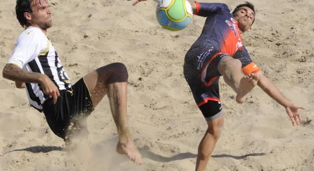 Beach soccer, l'Italia batte la Grecia e si qualifica alla Superfinal di Euroleague