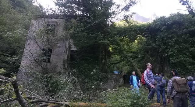 Il sito minerario del Bottino. A spasso con Galatea