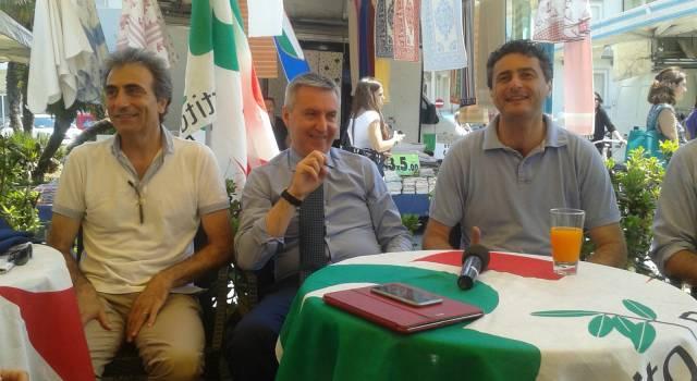 """""""Il vero e unico rappresentante del Pd a Viareggio è Luca Poletti"""". Lorenzo Guerini a sostegno del candidato sindaco"""