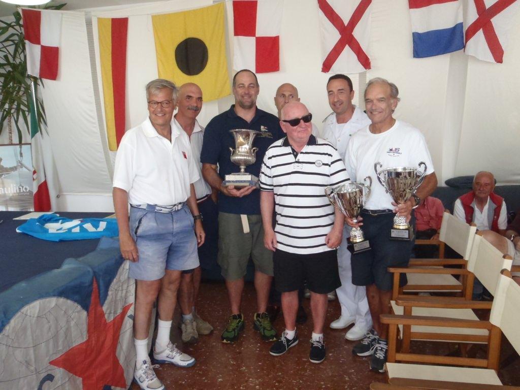 Dias Prada trionfa al trofeo Benetti