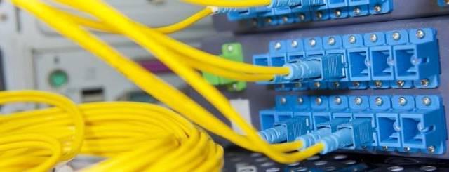 Al via l'installazione della fibra ottica