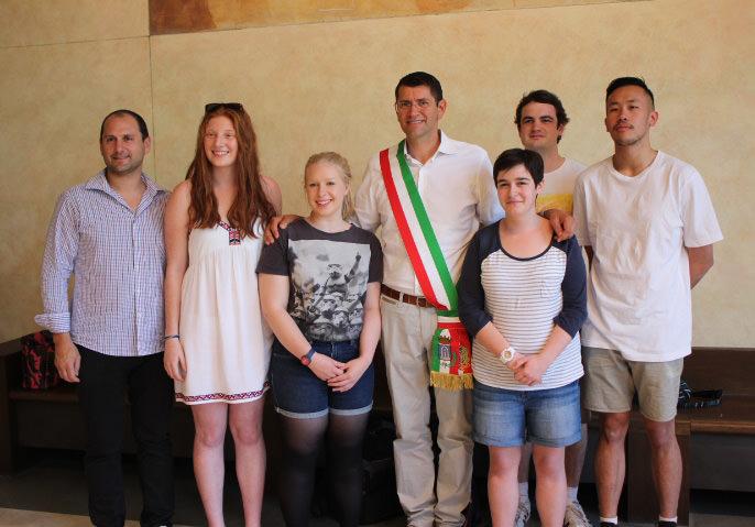 Progetto Australia, cinque aspiranti chef di Melbourne a Pietrasanta tra arte e cibo