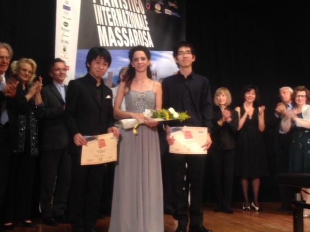 concorso pianistico internazionale massarosa