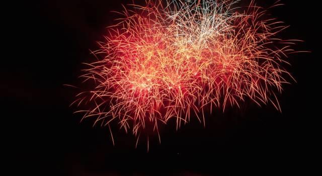 Successo per il secondo appuntamento del Festival Internazionale dei Fuochi d'Artificio. La fotogallery