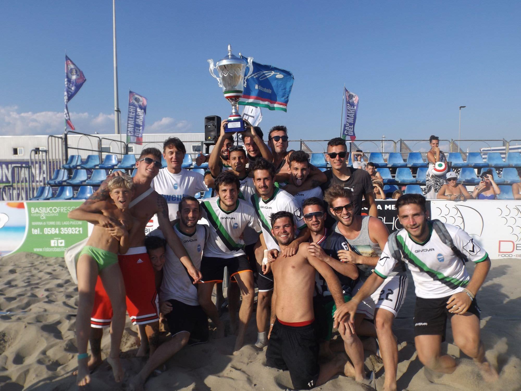 Al Discobolo Beach la Summer Cup
