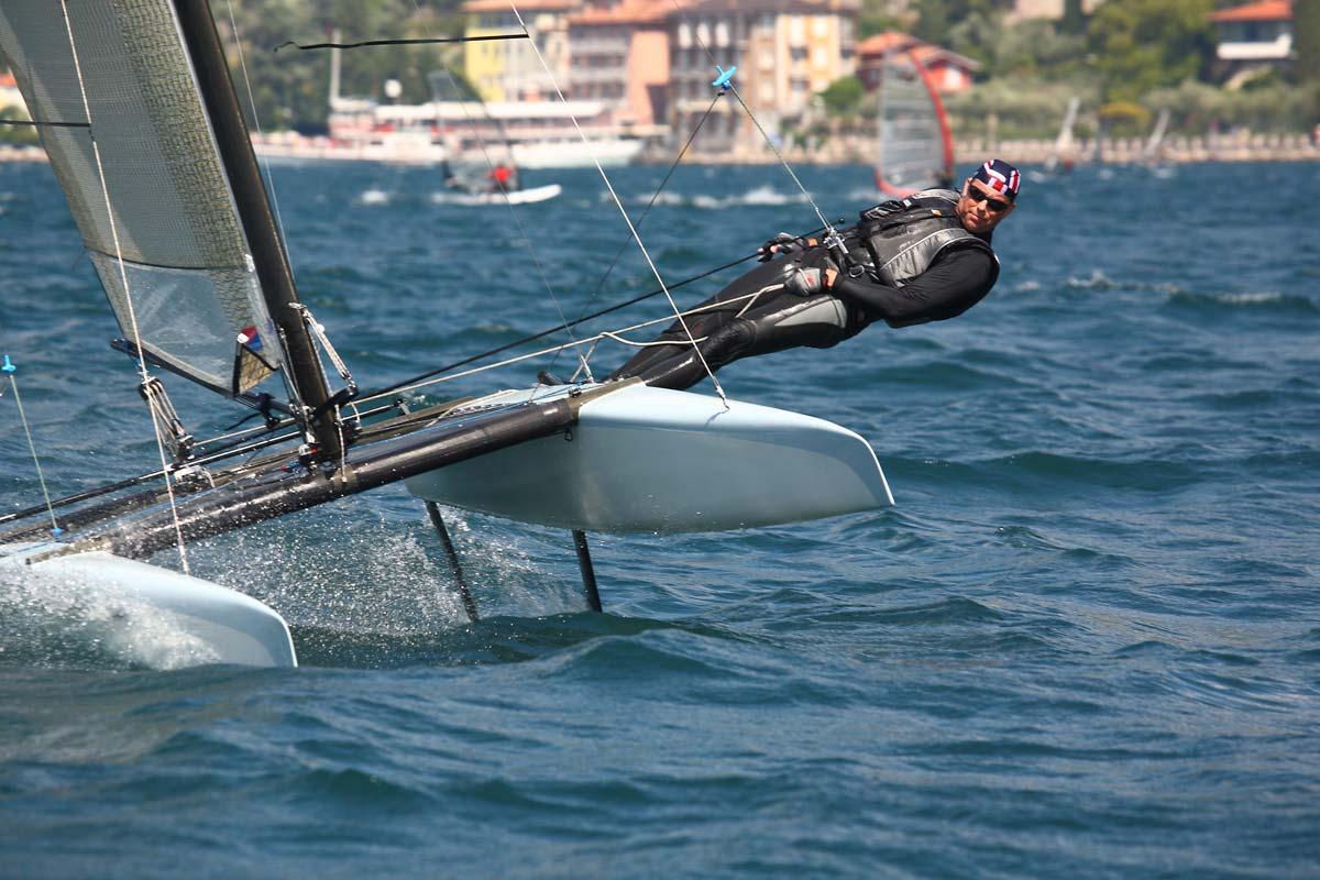 A Marina di Pietrasanta il campionato italiano Multiscafo
