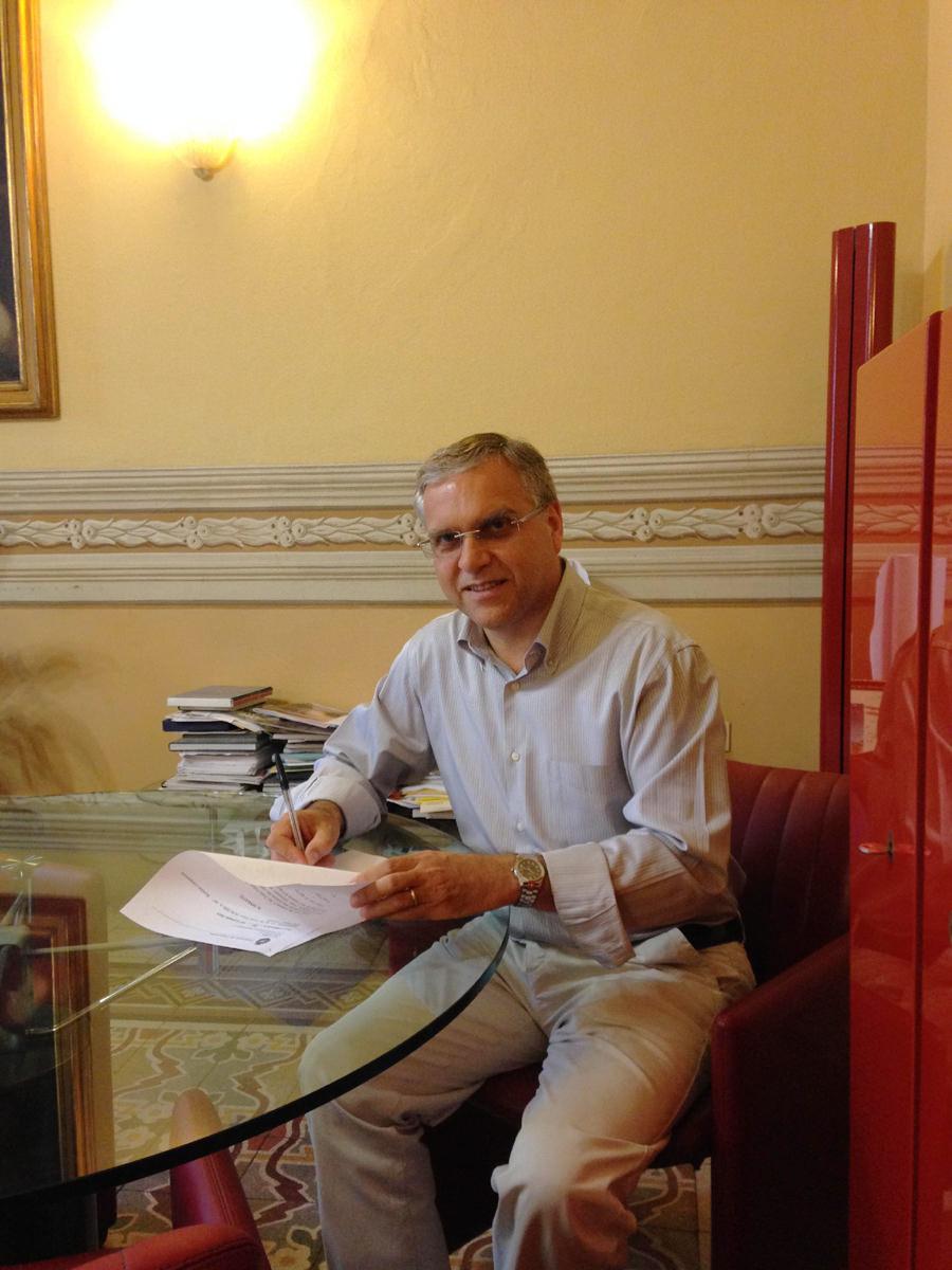 Camaiore, Marco Mecchi nuovo assessore alle risorse economiche