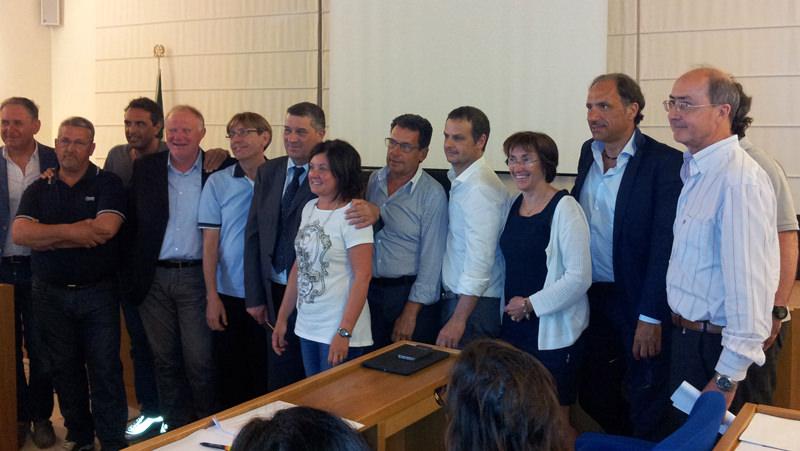 Firmato il contratto di permuta dell'ex distretto sanitario di Massarosa