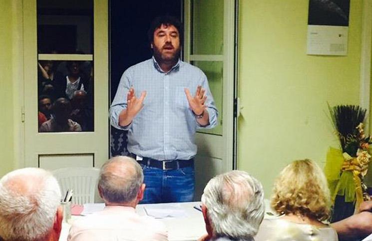 Il ministro Madia e Carbone del Pd a Pietrasanta per sostenere Forassiepi