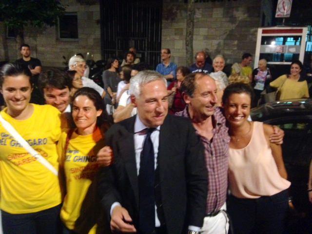 """Il trionfo di Del Ghingaro: """"Con me ha vinto anche Viareggio"""" (video)"""