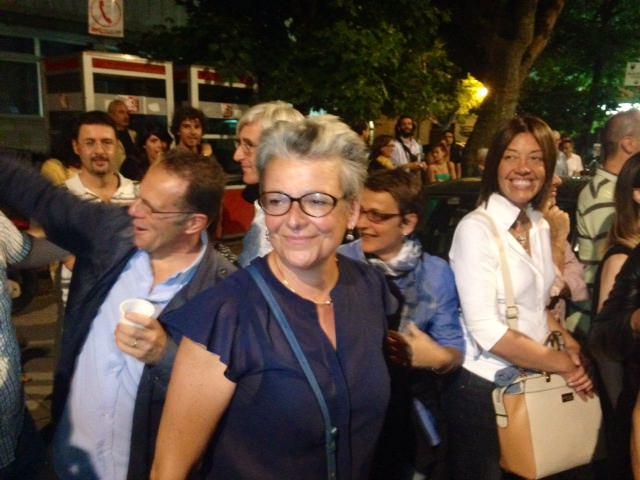 """Rossella Martina: """"Con Del Ghingaro abbiamo dato a Viareggio il sindaco che si merita"""""""
