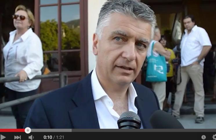 """Pietrasanta al ballottaggio, Mallegni: """"Risultato incredibile"""". Forassiepi non parla (video)"""