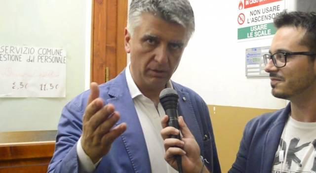 """Mallegni sindaco: """"Più decoro, meno tasse. Sarò vicino ai cittadini"""" (video)"""