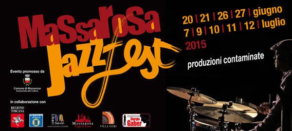 Massarosa Jazz Fest. A Villa Gori un programma da non perdere