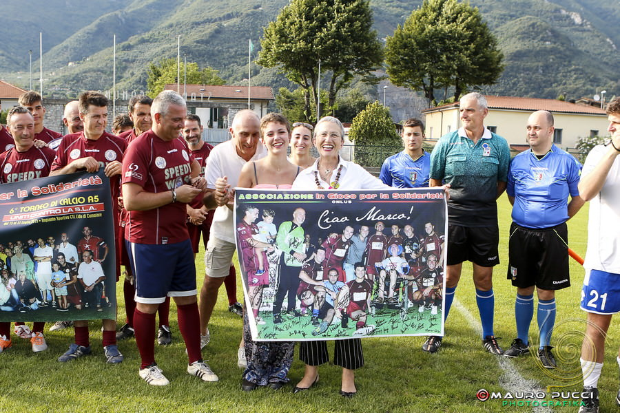 """Memorial """"Marco Luisi"""", raccolti oltre 1000 euro per la lotta alla Sla (le foto)"""
