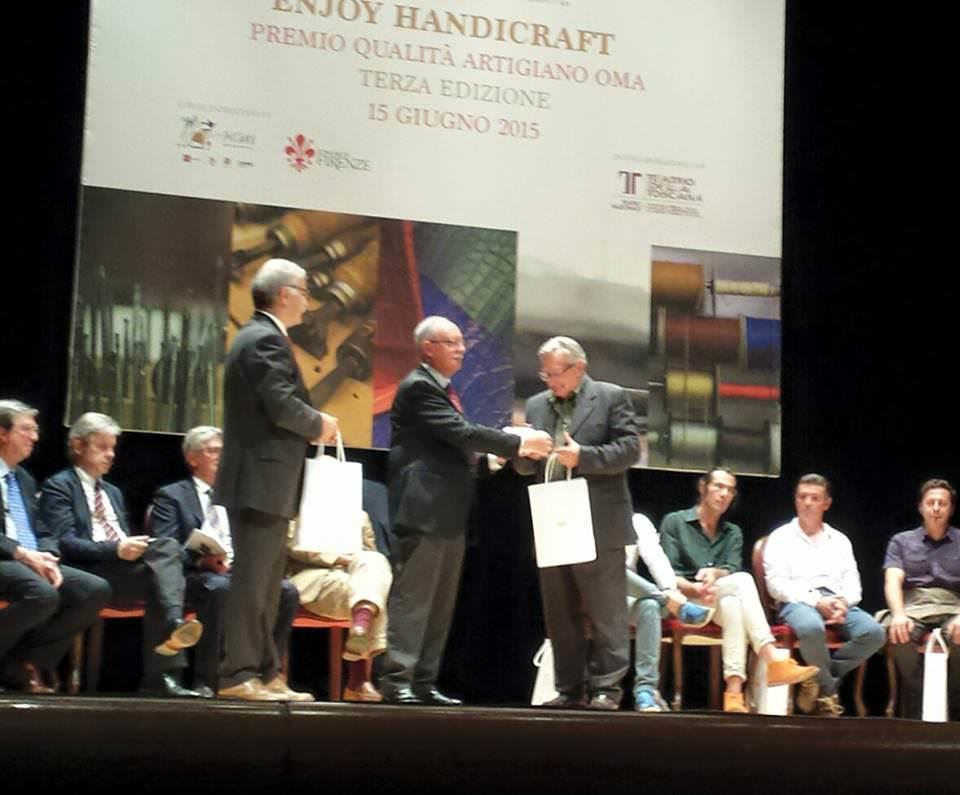 Premio nazionale Qualità Artigiana. Trionfano gli artigiani lucchesi