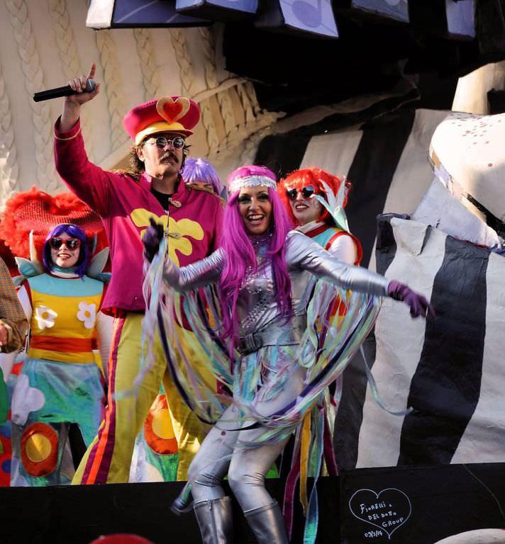Magical Carnival, Viareggio in tour in Inghilterra con Umberto Cinquini e Silvia Cirri