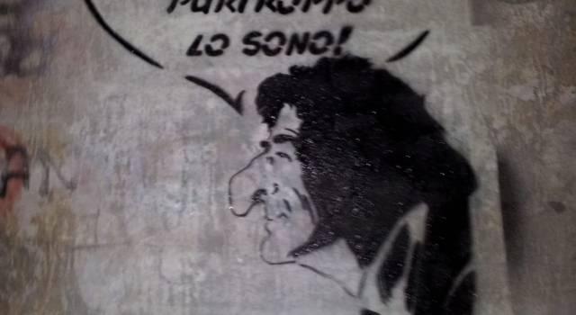 La protesta anti festival Gaber invade Camaiore (foto)
