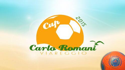 """Partono le iscrizioni al 15° torneo """"Carlo Romani"""""""