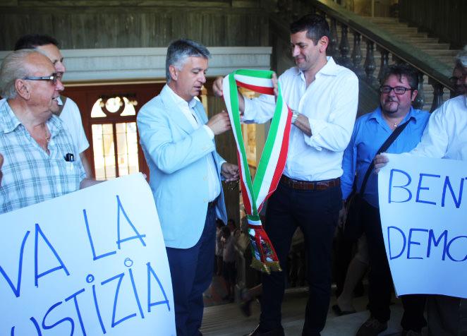 Attesa la decisione finale sul ricorso di Mallegni contro la sospensione da sindaco