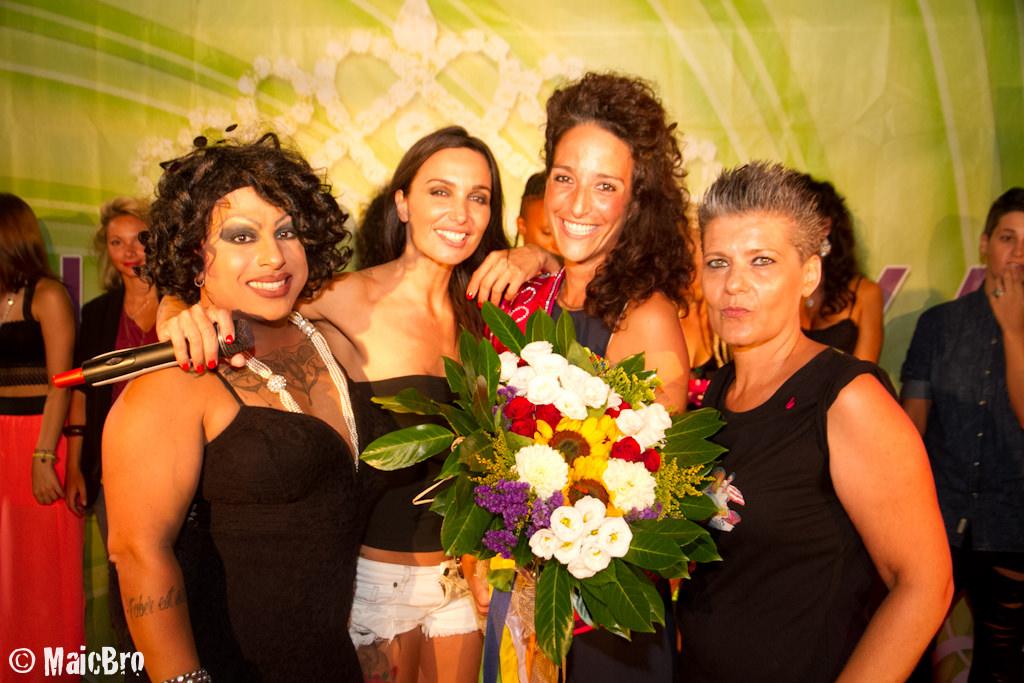 Margherita Paroli di Firenze vince Miss Gaya Italia 2015