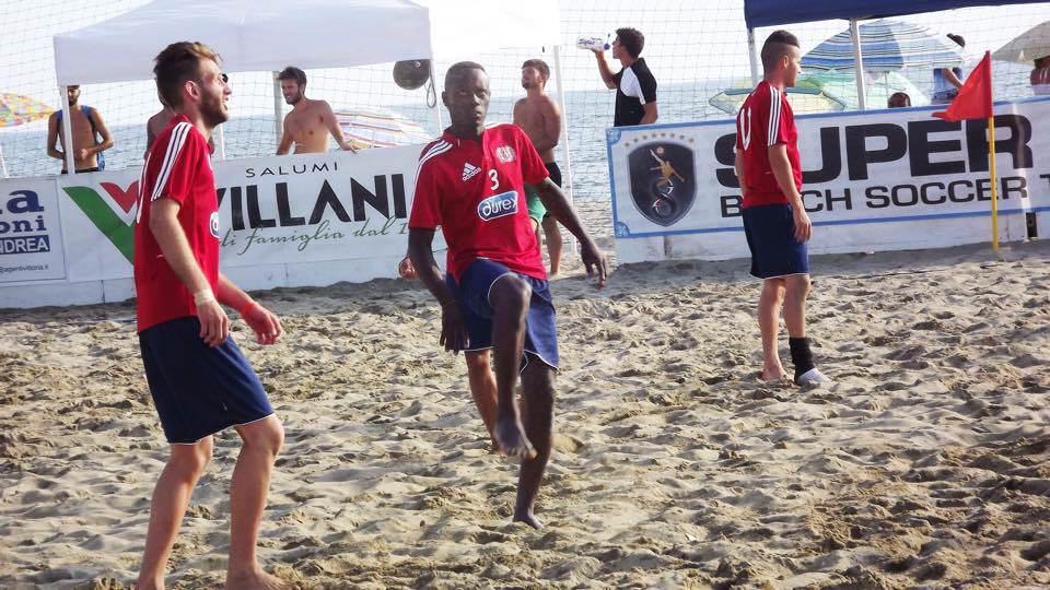 Beach soccer, Cavalieri del Mare sconfitti in finale dal Brescia