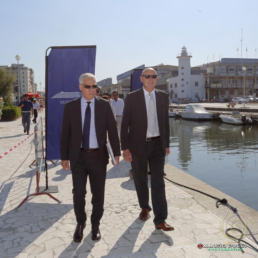 """""""Confidiamo di portare ancora tanti turisti a Viareggio"""""""