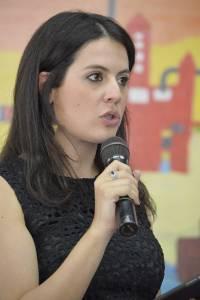 Flavia Piccinni, une delle migliori novità della recente Versiliana