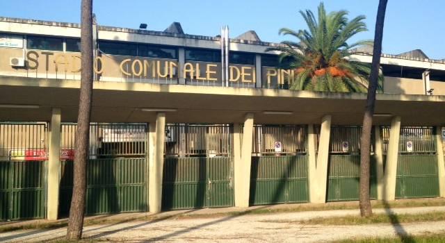 Stadio dei Pini, via libera dal Comune per la gara col Sansepolcro