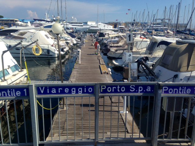 La Viareggio Porto non fallirà