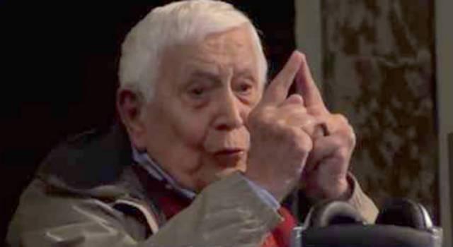 Del Dotto scrive all'Arcivescovo per la scomparsa di Fratel Arturo Paoli