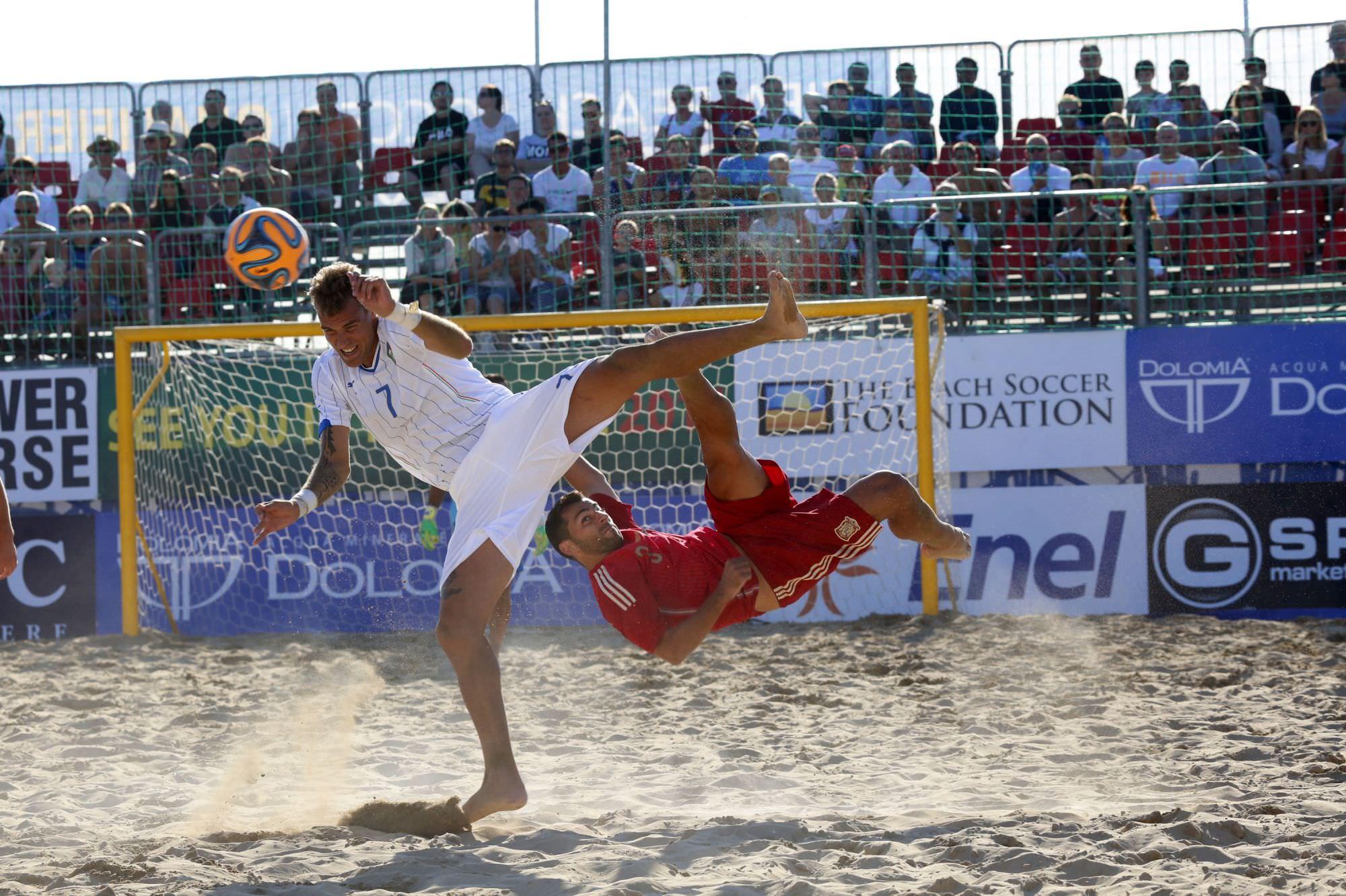 """""""Viareggini, riempiamo il Beach Stadium per la tappa della Serie A"""""""