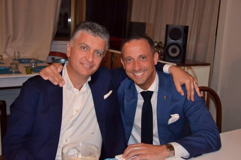 """Pastechi e Santini in difesa di Mallegni: """"Non perdere fiducia nella giustizia"""""""