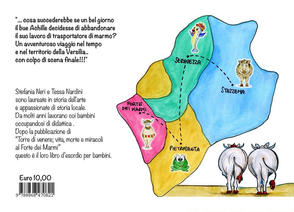 La Versilia Storica raccontata dai bambini. A Spasso con Galatea