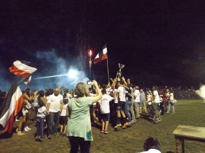 Al Levigliani il torneo dell'Alta Versilia 2015