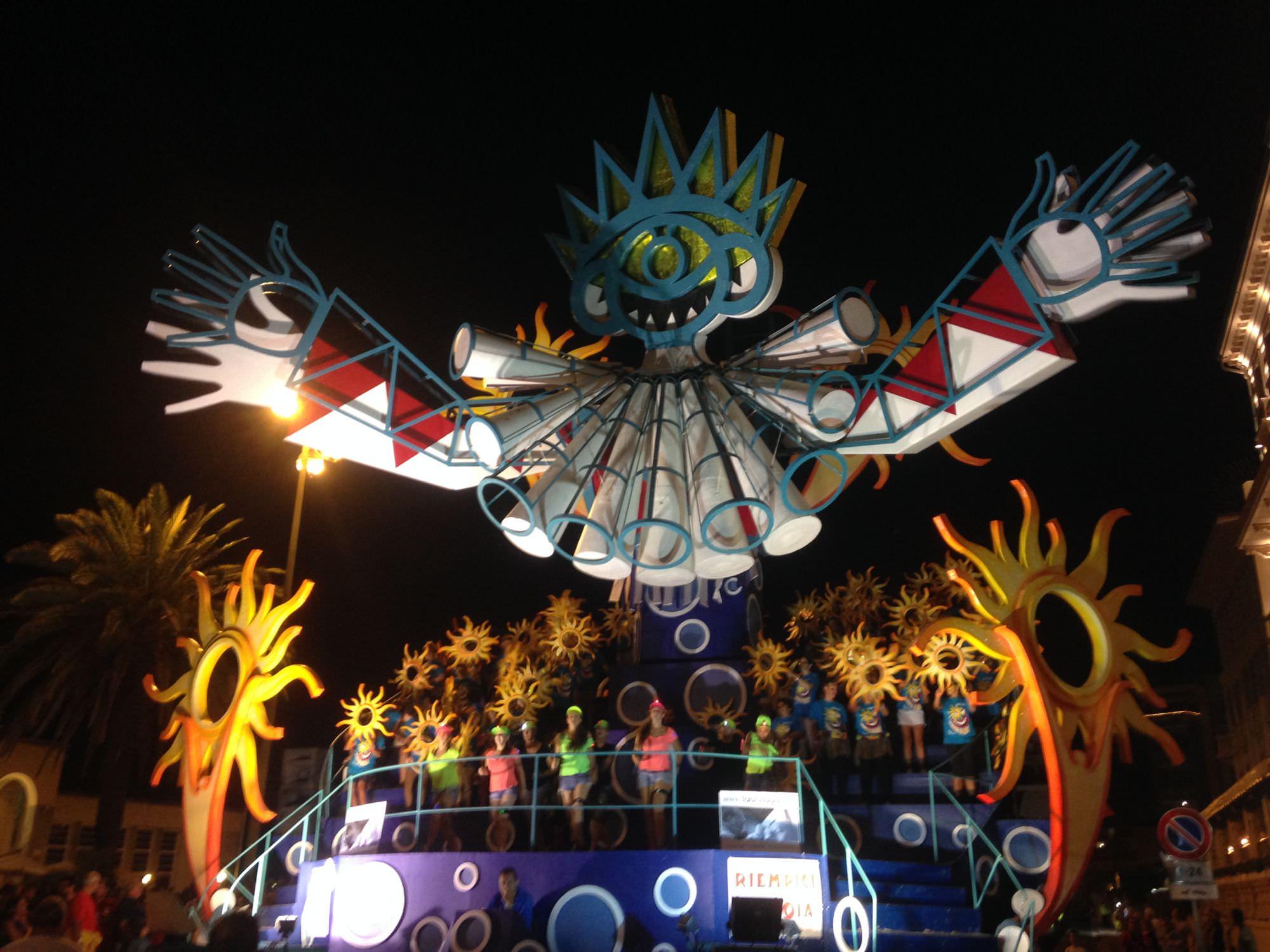 Un milione di euro per i Carnevali italiani