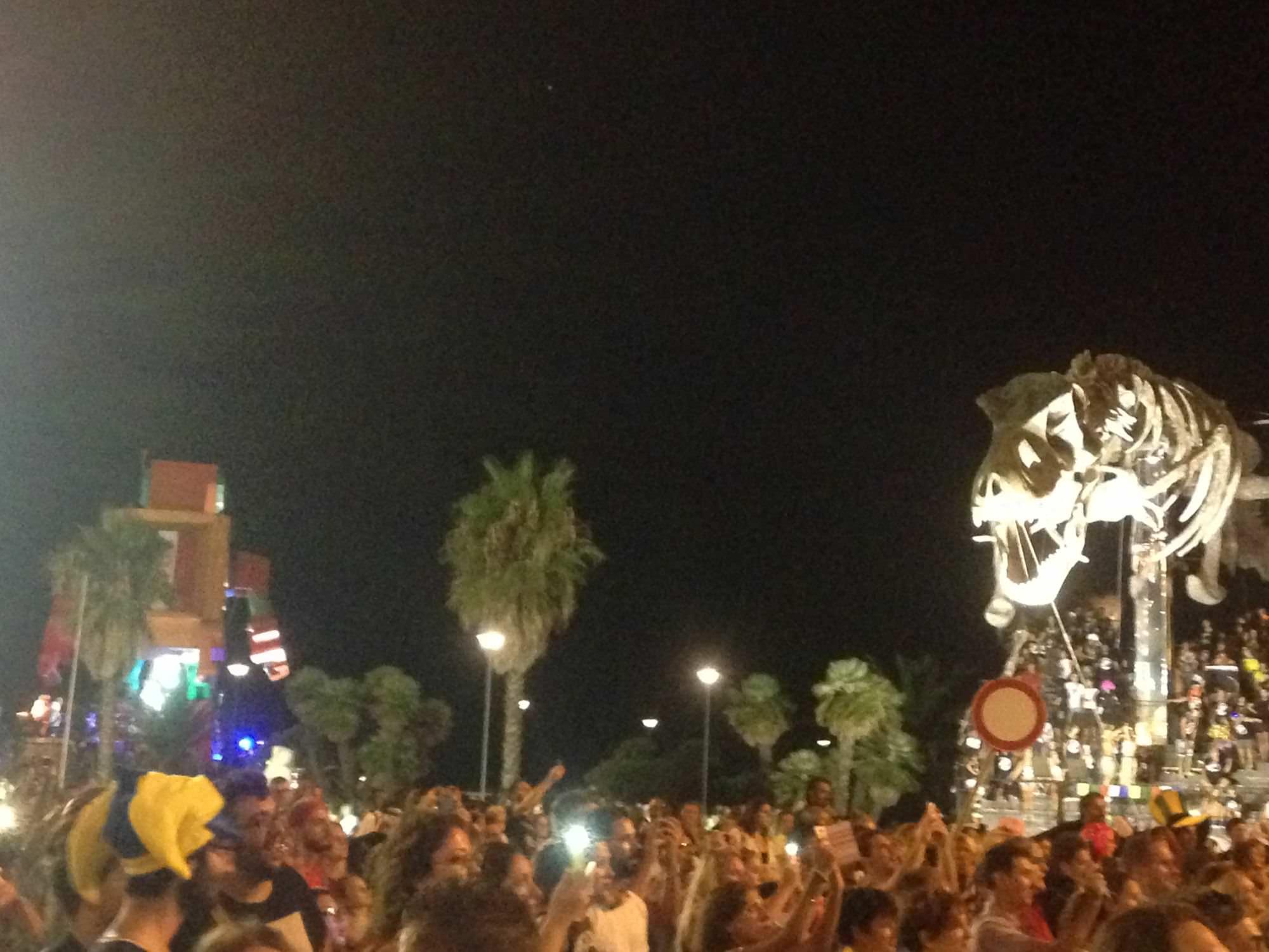 Il Carnevale estivo 2015 chiude con un incasso complessivo di 100mila euro