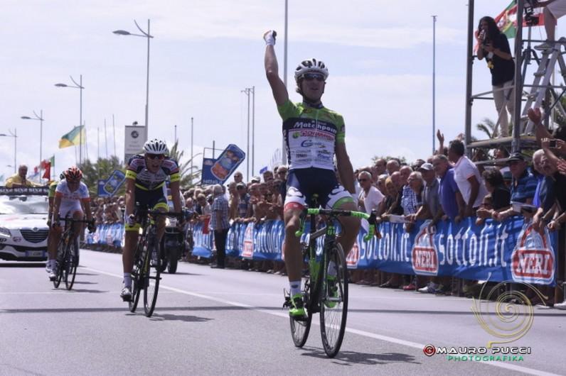 314a3f55893f La Firenze-Mare di ciclismo torna a Viareggio, arrivo in piazza Mazzini