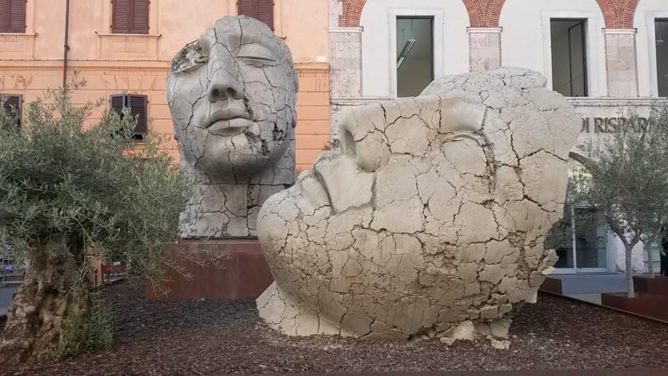 Museo Mitoraj di Pietrasanta, l'impegno del Governo e della Regione
