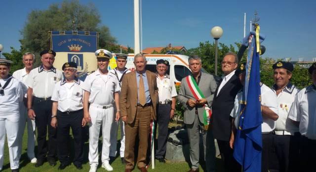 A Pietrasanta un monumento per tutti i caduti in mare
