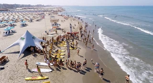 Venti nuovi cestini in spiaggia a Lido