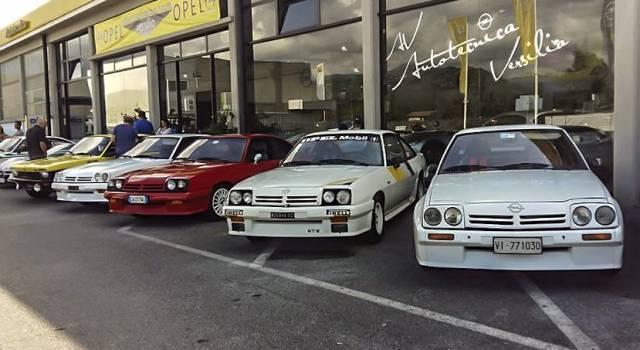 Successo per la terza edizione dell'Opel Day Versilia