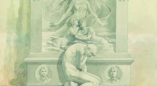 Seminario sul liberty nella scultura funeraria apuoversiliese